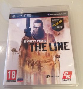 Spec Ops New Line (PS3)