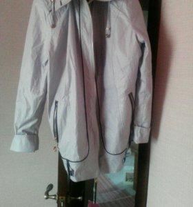 Куртка весенне-осенняя новая