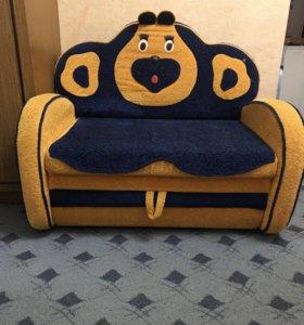 Диван-кровать  детский