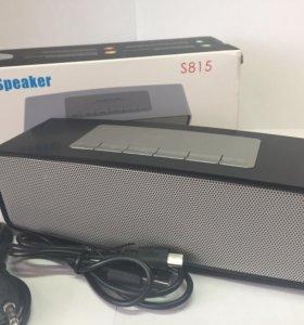 Bluetooth колонка S815