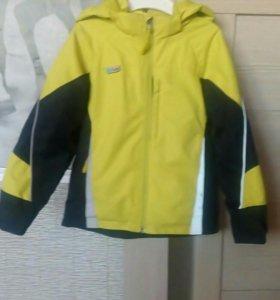 Весенняя куртка рост 104