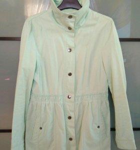 Легкая куртка - плащ