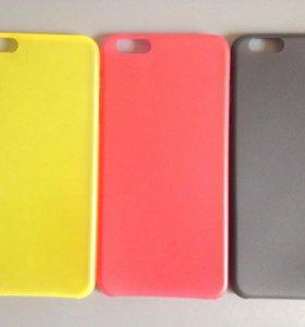 Чехлы на iPhone 6+/6s+!! На 5,5 дюйма!!