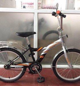 Велосипед подростковый BMX 20 колеса