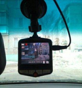 Новый Видеорегистратор GT 300 Full HD 1080 P