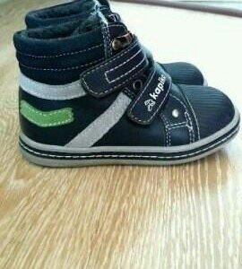 """Ботинки """" Капика"""" 23 размер"""