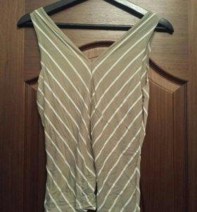 Блузки платья