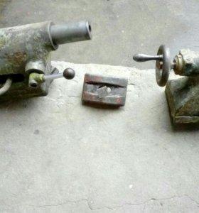 Задняя бабка на токарный станок тв-4/иж-250