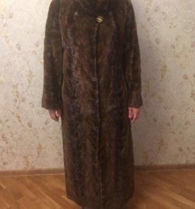 Шуба норковая 46 размер
