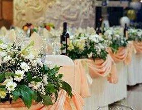 Цветы на свадьбу, юбилей,корпоратив