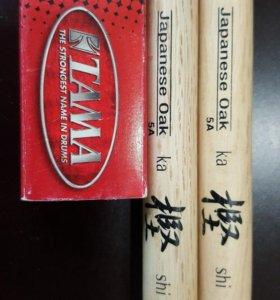 Барабанные палочки TAMA 5a