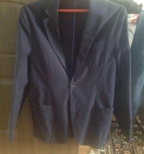 Пиджак мужской р-р 44