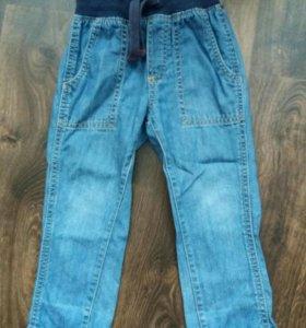 Легкие джинсики Carter's р.92-98
