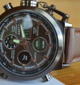 Командирские часы AMST 3000