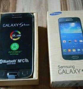 Samsung Galaxy S4 mini GT-I9195 Black LTE