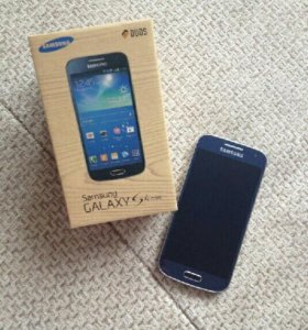 Samsung Galaxy S4 mini GT-I9195 Blue LTE