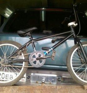 Продаю велосипед bmx