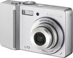 Цифровой фотоаппарат Samsung L73