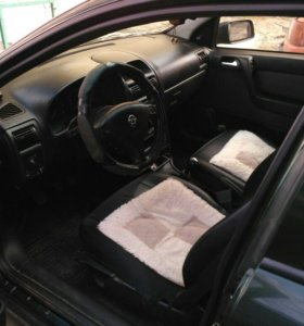 Opel Astra G 2001г