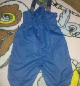 Детский комбинезон ( штаны)