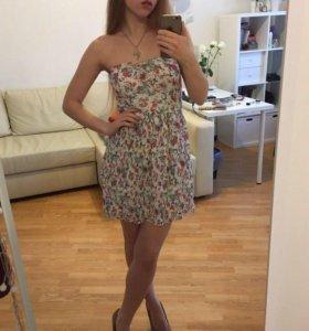 Платье и цепочка