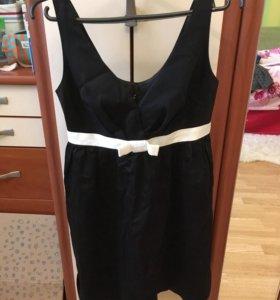 Платье Oodji чёрное