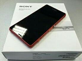 Sony Xperia Z3 Compact (D5803) 16Gb Orange LTE
