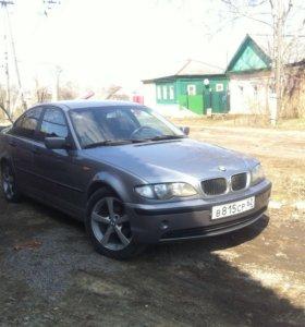 BMW 3 серия 2.0 AT 2004, седан