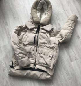Куртка miss fofo парка, пуховик