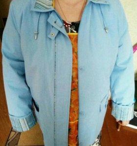 Курточка куртка пальто плащ