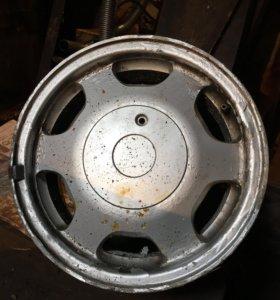 Литые диски ВАЗ