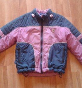 Куртка 116-120
