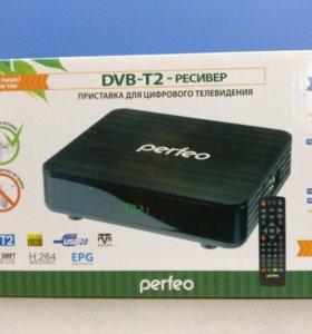 Приставка для цифрового телевидения PERFEO