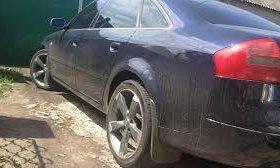 Запчасти с разборки Audi A6 c5 2.5tdi мкпп
