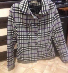 Ветровка пиджачок