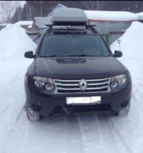 Renault Duster 1,5 MT 2014 , внедорожник
