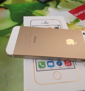 Продам iPhone 5 s 16 gb