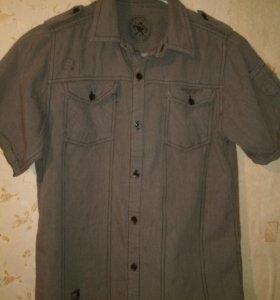 Рубашки на мальчика 10-12 лет