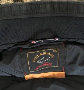 Куртка бомбер Paul Shark