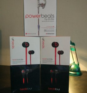 Urbeats/Beats tour 2/PowerBeats