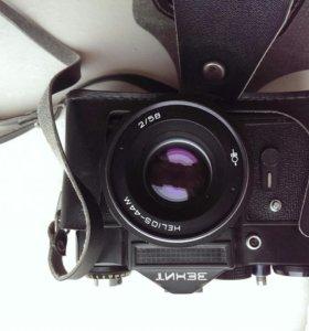 Зенит фотоаппарат