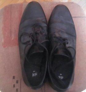 Мужские туфли H&M