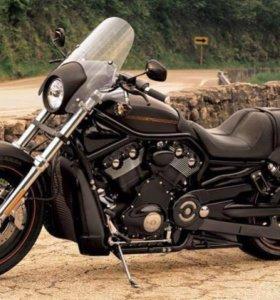 Стекло Harley-Davidson night rod special 2009-2012