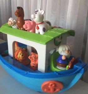 Игрушка Ноев ковчег