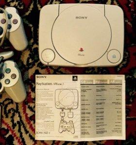 PlayStation One ( идеальный )