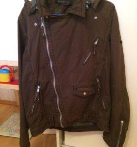 Куртка Irie wash с очками