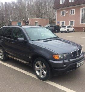 BMW X5 3.0i 2003 г.