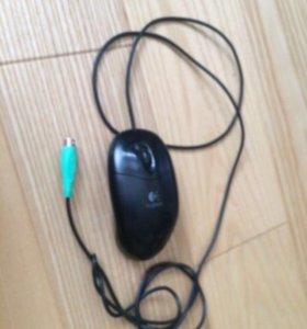 Мышь компьютерная Logitech