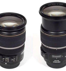 Canon 17-55 f 2.8