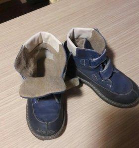 Ортопедические Ботинки 30р.